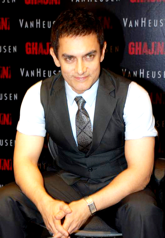 Aamir Khan Body Measurements