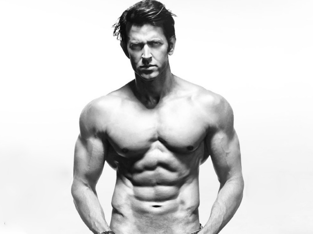 Hrithik Roshan Chest