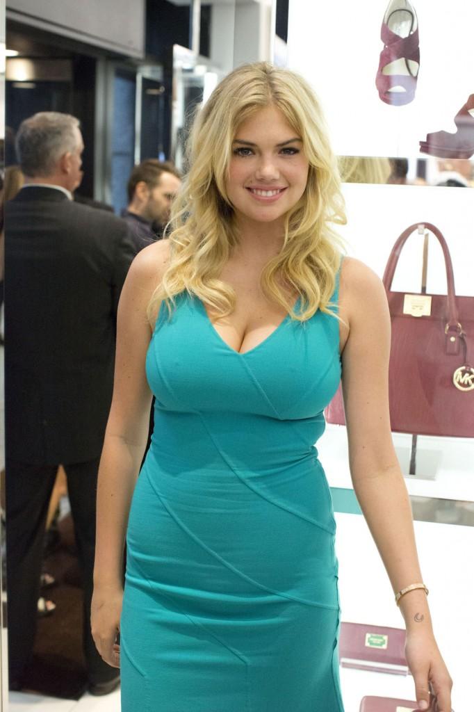 Kate Upton Bra Size