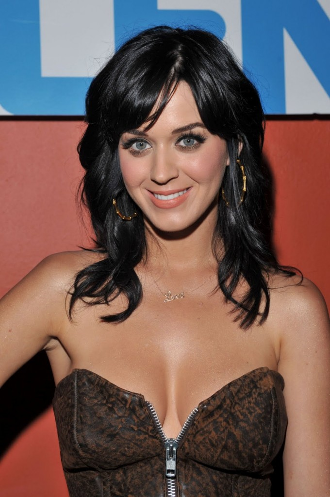 Katy Perry Bra Size on Jitterbug Moves