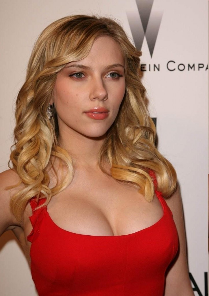 Scarlett Johansson Body Measurements - Celebrity Bra Size ...
