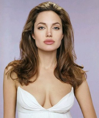 Angelina Jolie Body Measurements