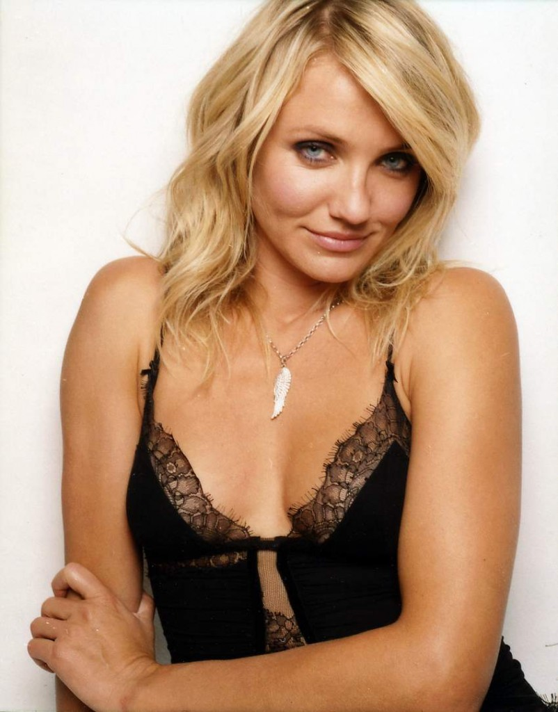 Cameron Diaz Body Measurements - Celebrity Bra Size, Body ...