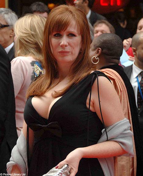 Catherine Tate Bra Size