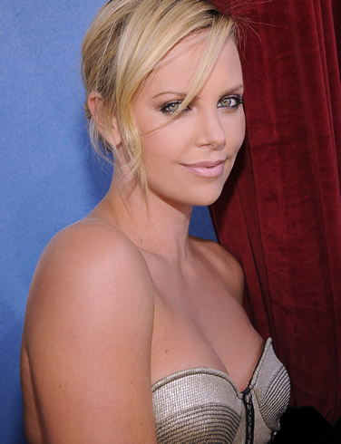 Charlize Theron Body Measurements - Celebrity Bra Size ...