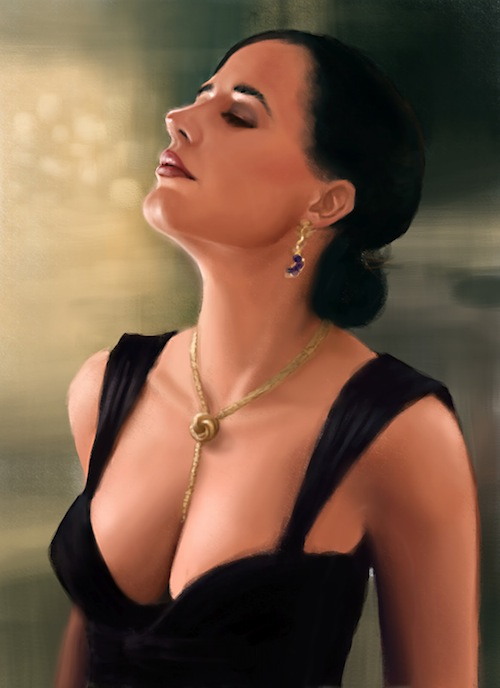 Eva Green Body Measure... Eva Green Height