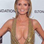 Heidi Klum Body Measurements