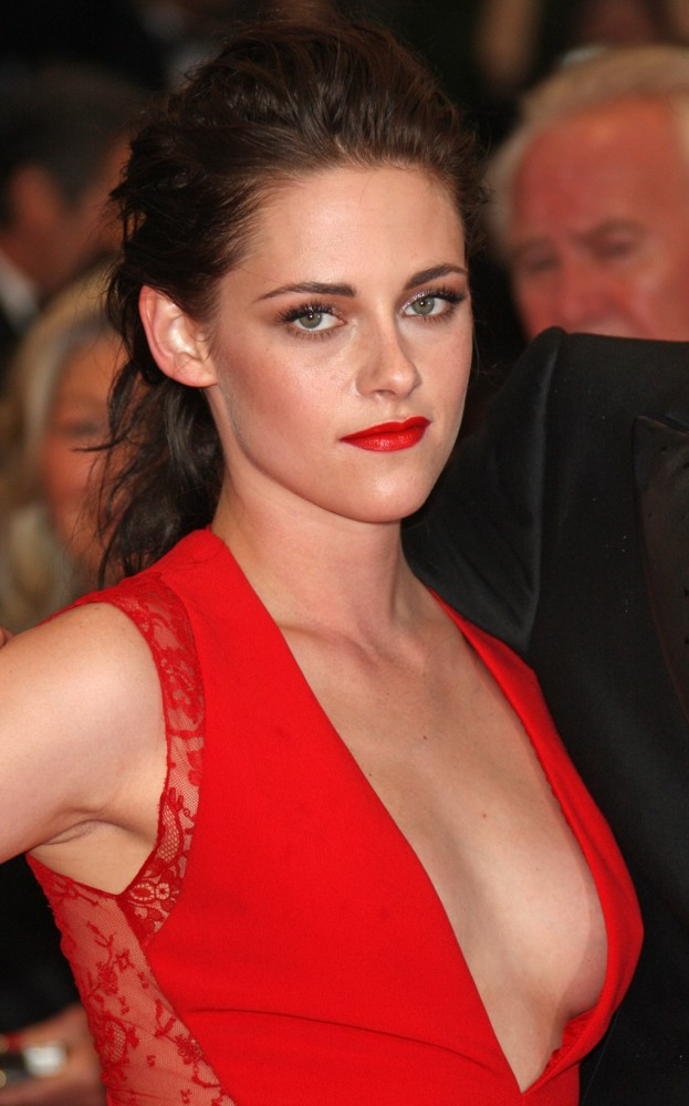 Kristen Stewart Body Measurements - Celebrity Bra Size ...