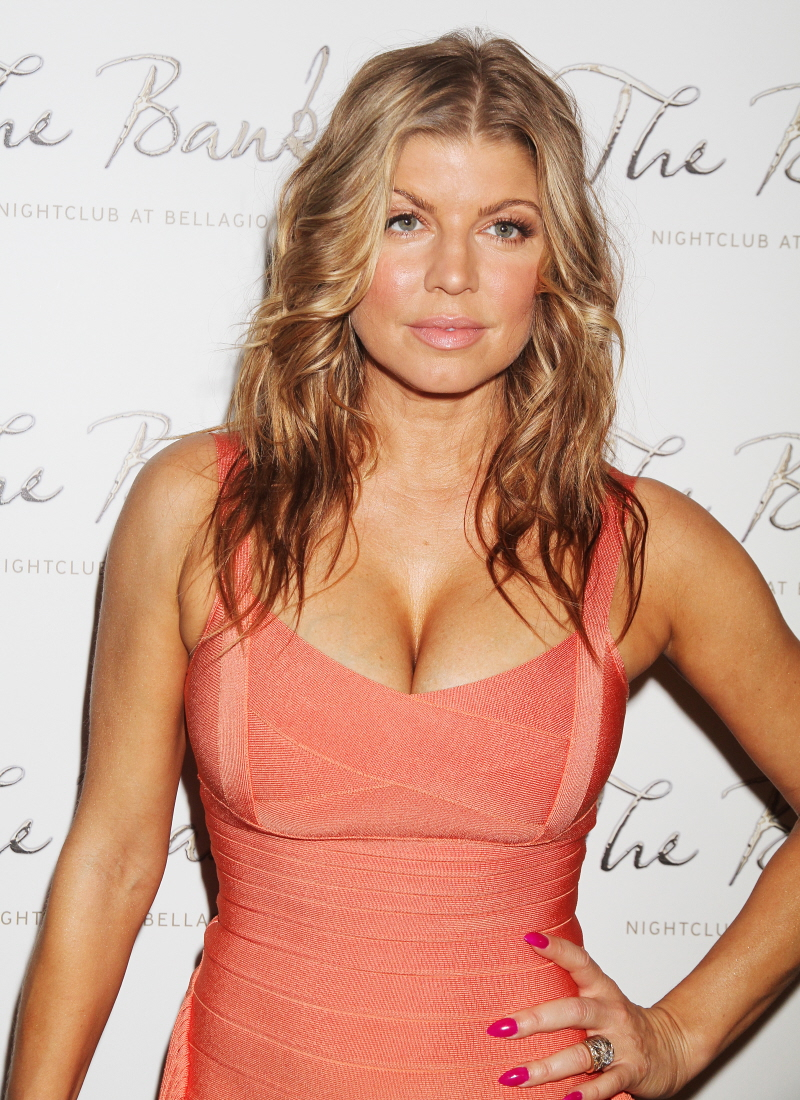 Fergie Body Measurements - Celebrity Bra Size, Body ... Fergie