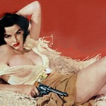 Jane Russell Body Measurements