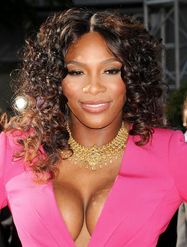 Serena Williams Bra Size