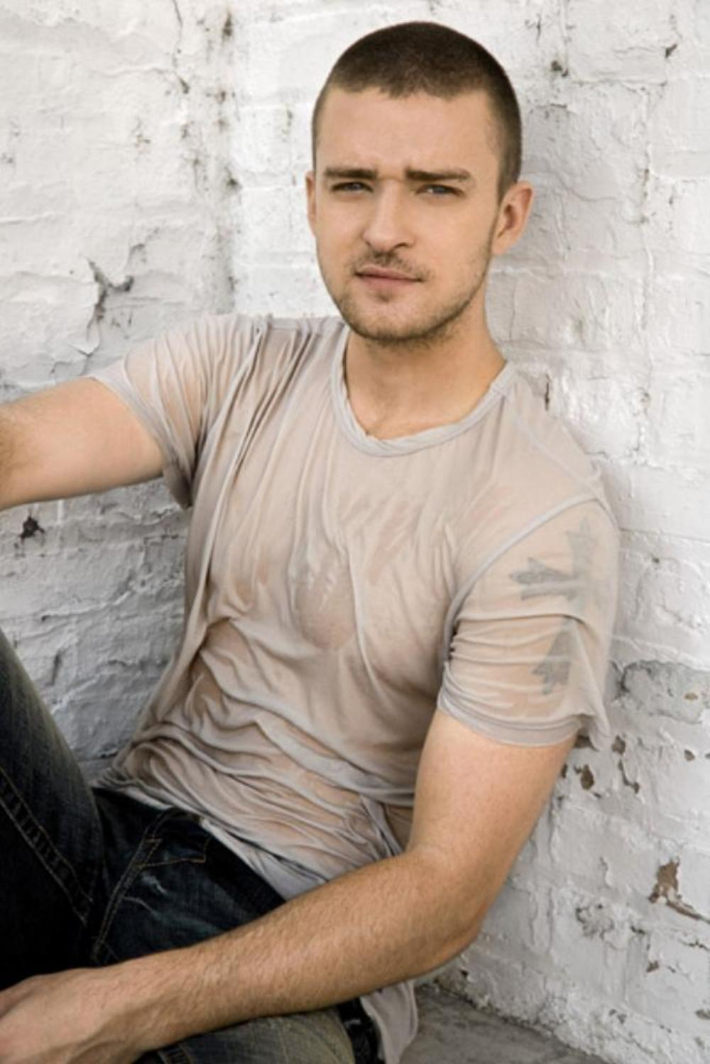 Justin Timberlake Biceps Size