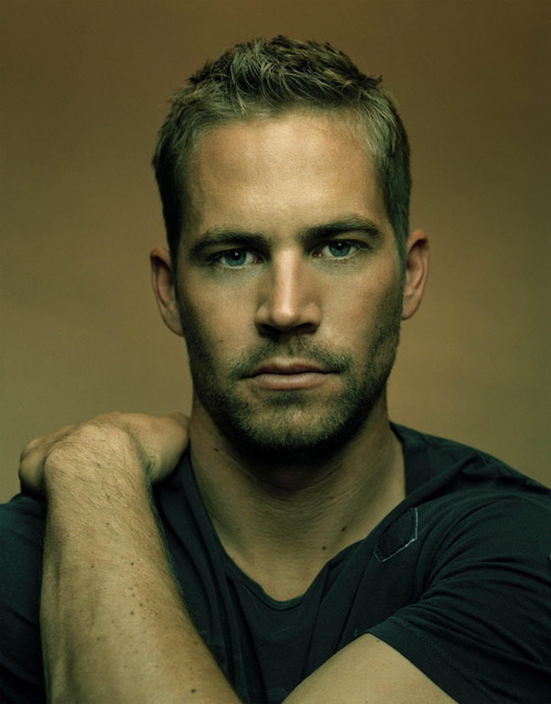 Paul Walker Biceps Size