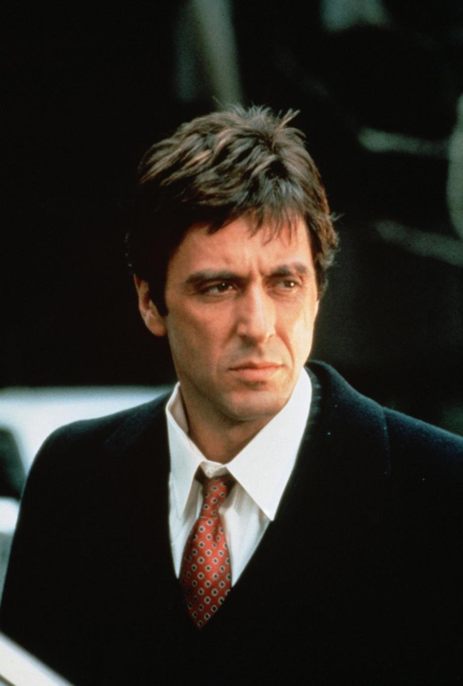 Al Pacino Biceps Size