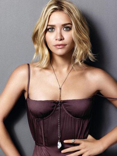 Ashley Olsen Bra Size
