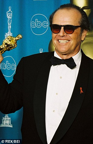 Jack Nicholson Biceps Size