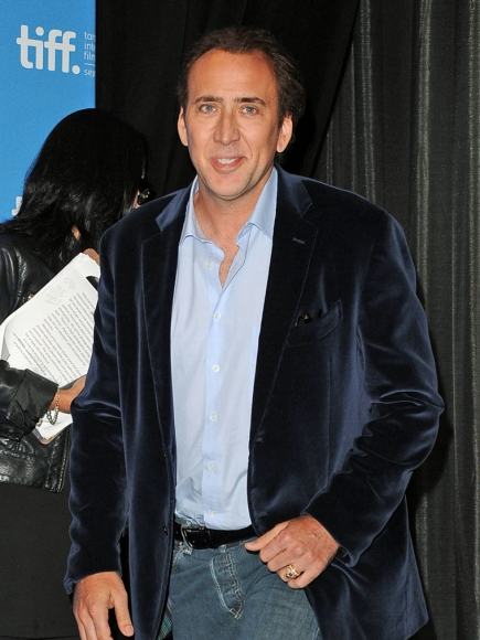 Nicolas Cage Body Measurements And Net Worth Celebrity