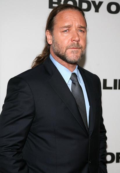 Russell Crowe Body Mea...