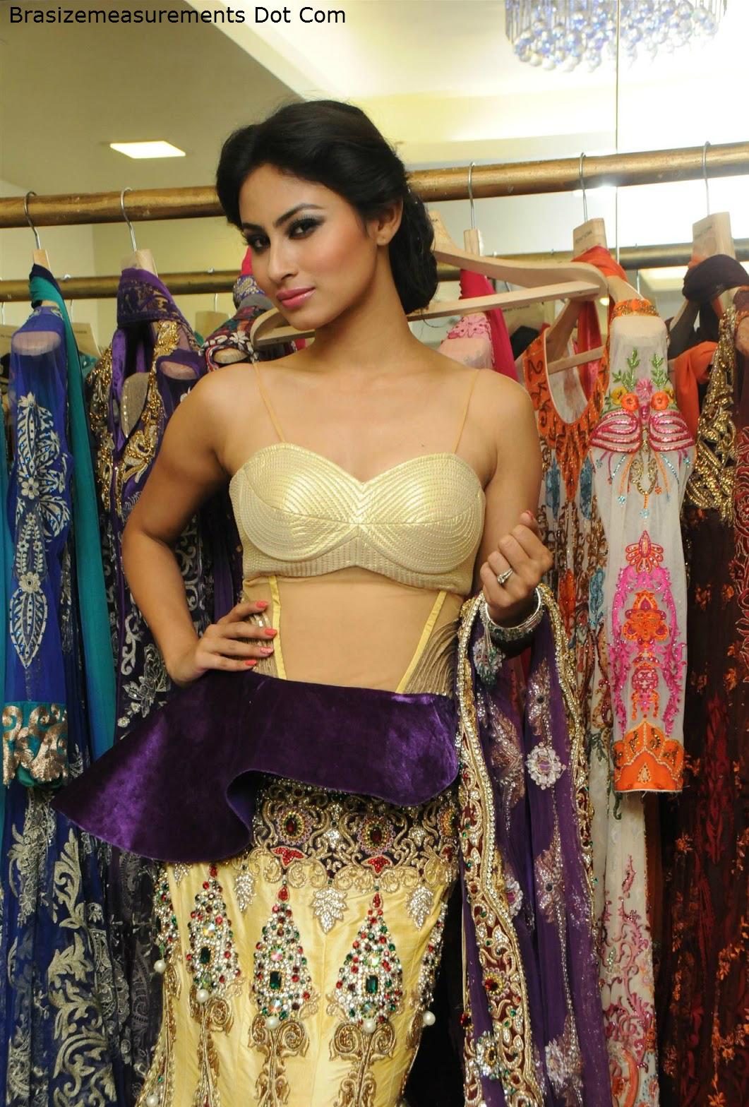 Sara Khan Bra Size