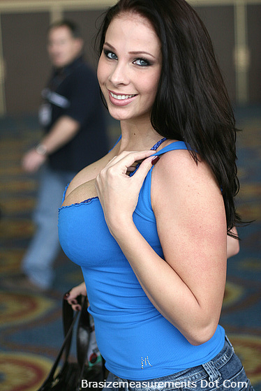 Gianna Michaels Bra Size