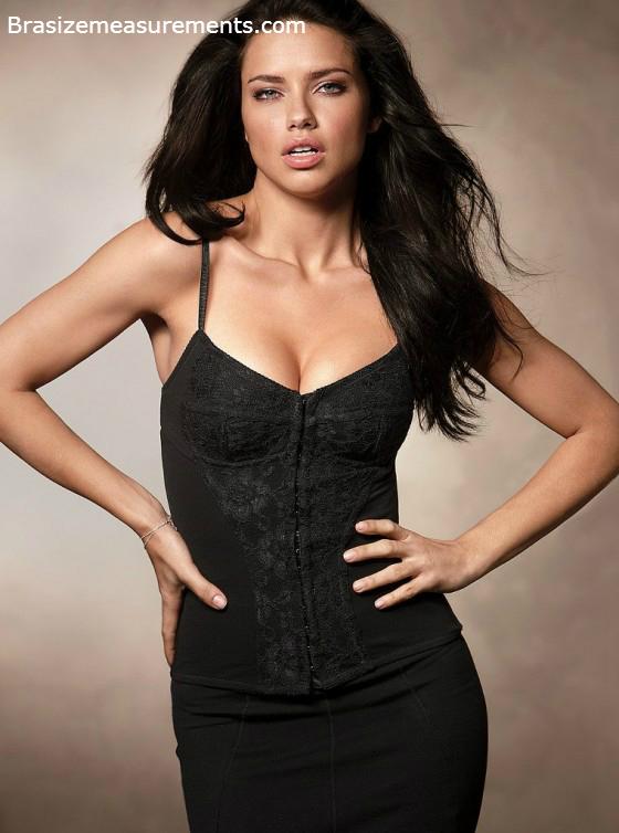 Adriana Lima Bra Size