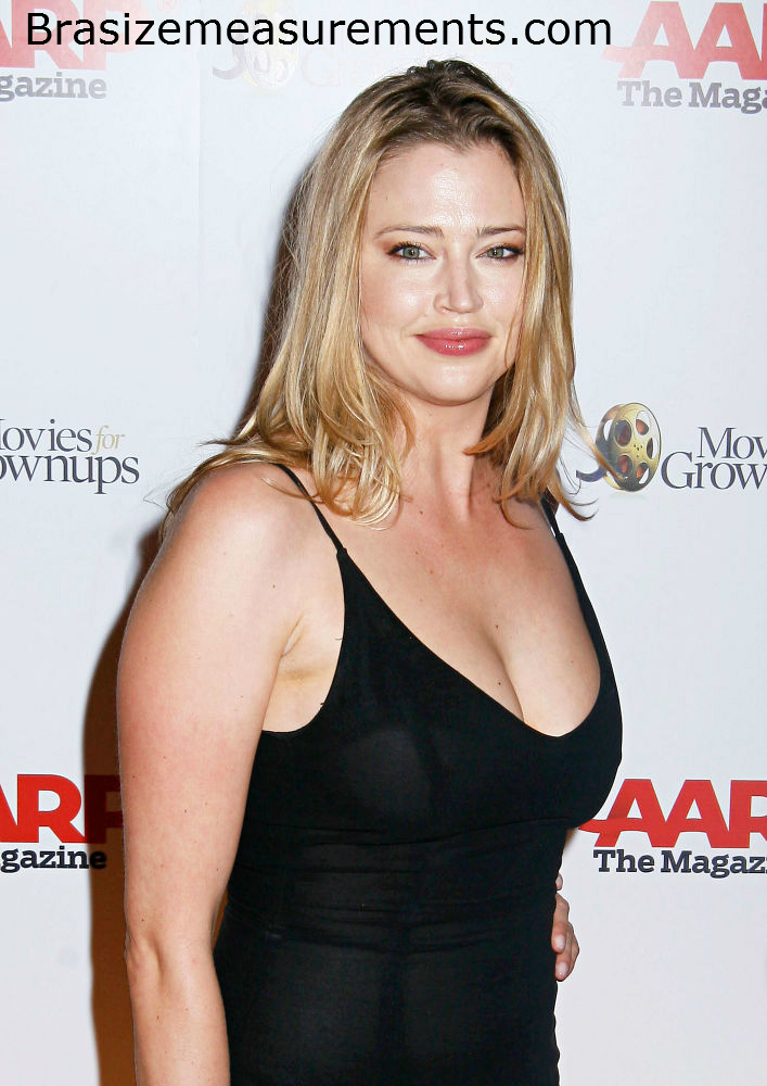 Estella Warren Bra Size