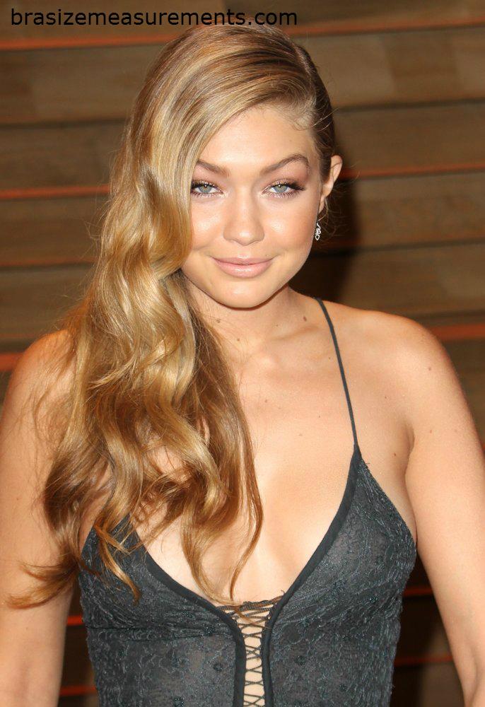 Gigi Hadid Body Measurements and Net - Celebrity Bra Size