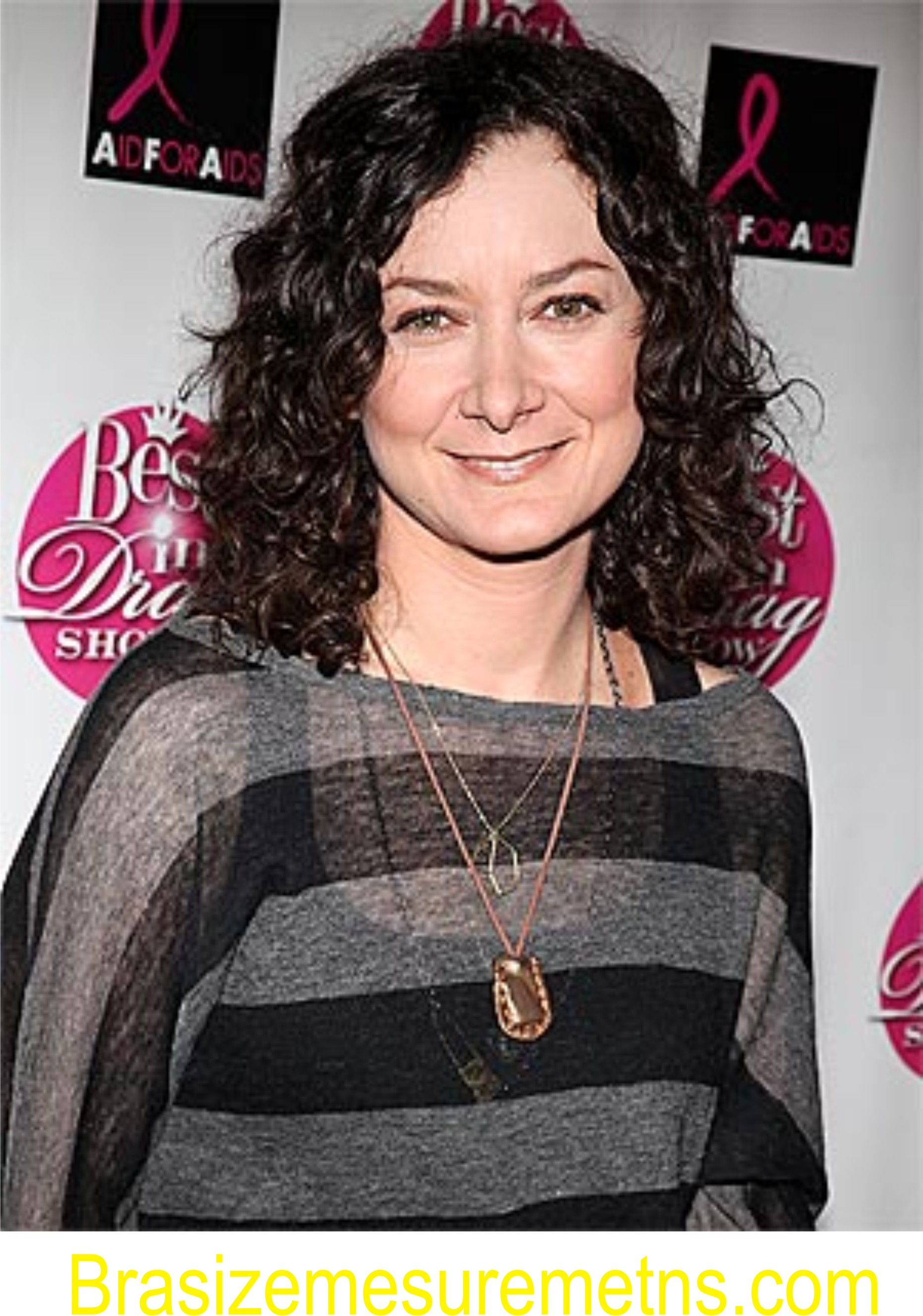 Sara Gilbert net worth 2015