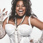 Amber Riley Bra Size and Body Measurements