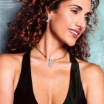 Melina Kanakaredes Bra Size and  Body Measurements