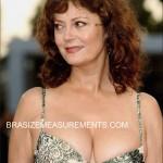 Susan Sarandon Bra Size and Body Measurements