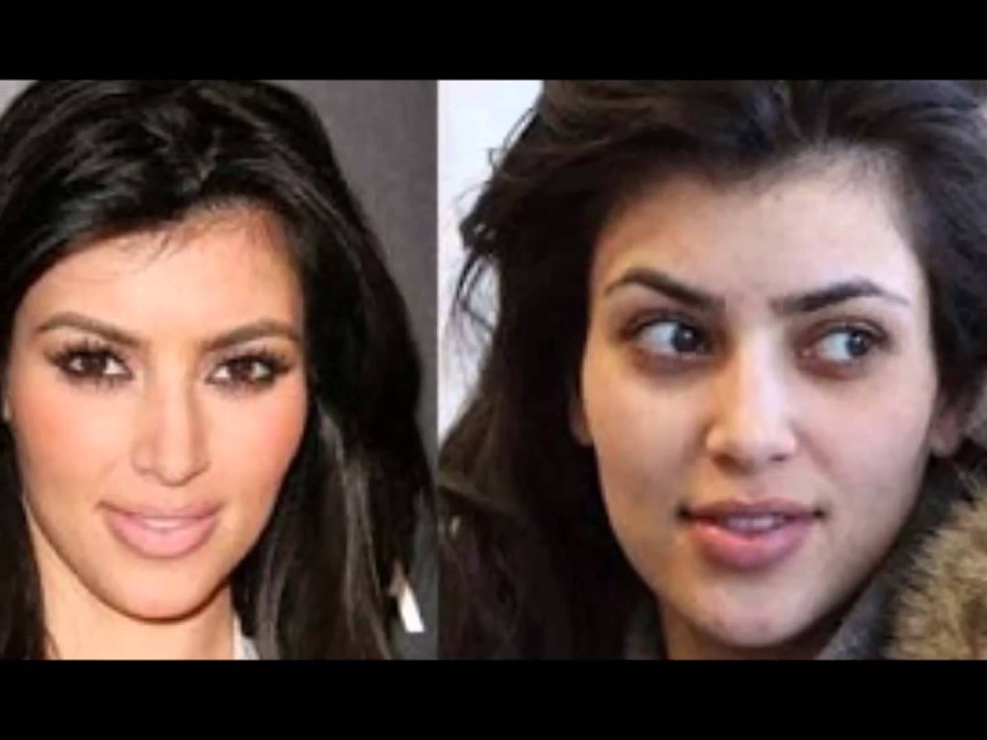 Ego celebrity pics without makeup