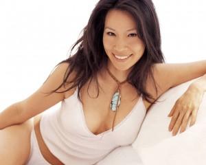 Lucy Liu Bra Size