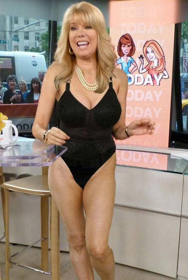 Kathy Lee Gifford Bra Size Measurements