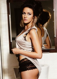 Michelle Keegan Bra Size