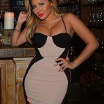 Adrienne Bailon Bra Size and Body Measurements