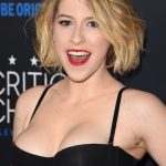 Eden Sher Bra Size and Body Measurements