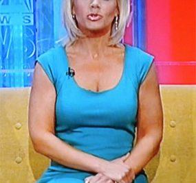 Gretchen Carlson Bra Size