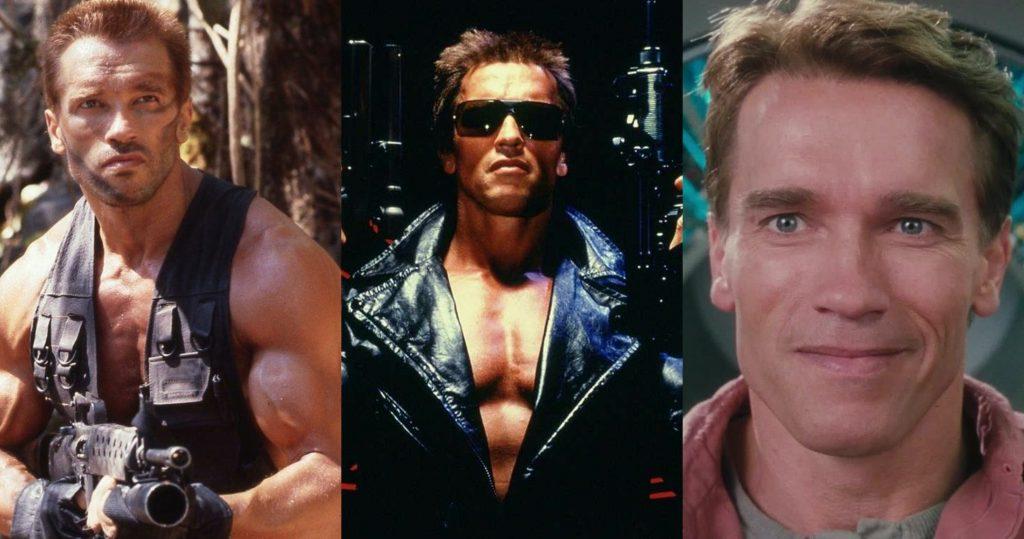 Arnold Schwarzenegger Height Body Measurements