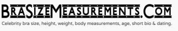 Bra Size Measurements com logo