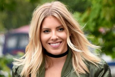 Mollie King Cup Size Height Weight