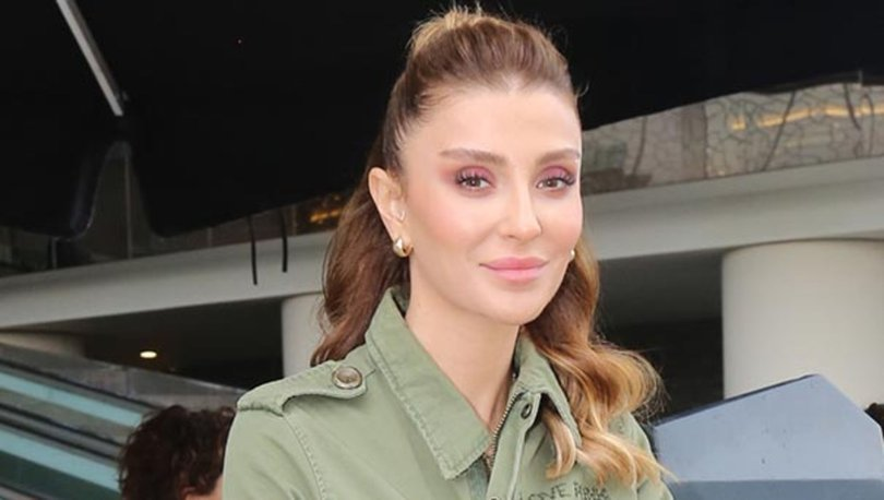 Ozge Ulusoy Breast Size Height Weight