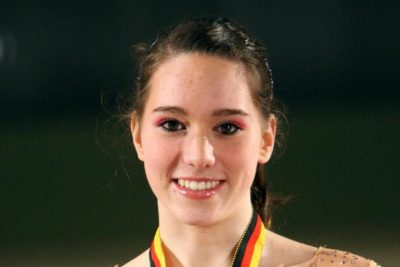 Sarah Hecken Bra Size Height Weight